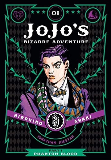 JoJo's Bizarre Adventure: Part 1--Phantom Blood Tome 1