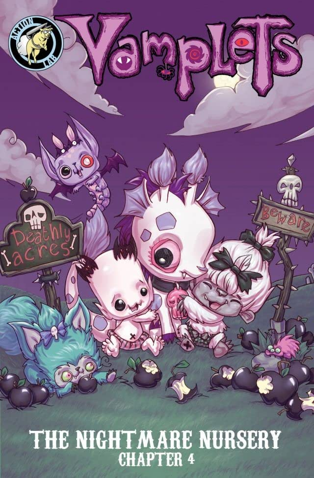 Vamplets: The Nightmare Nursery #6