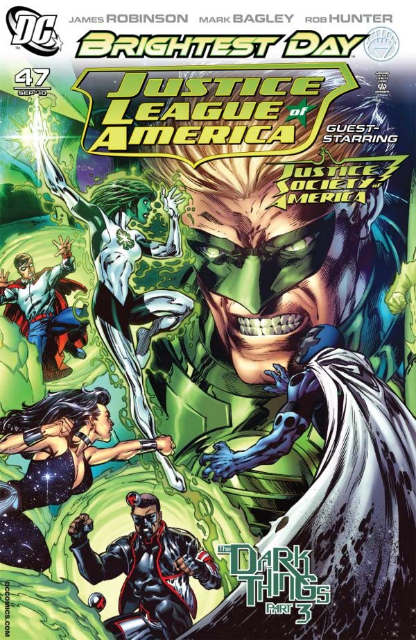 Justice League of America (2006-2011) #47