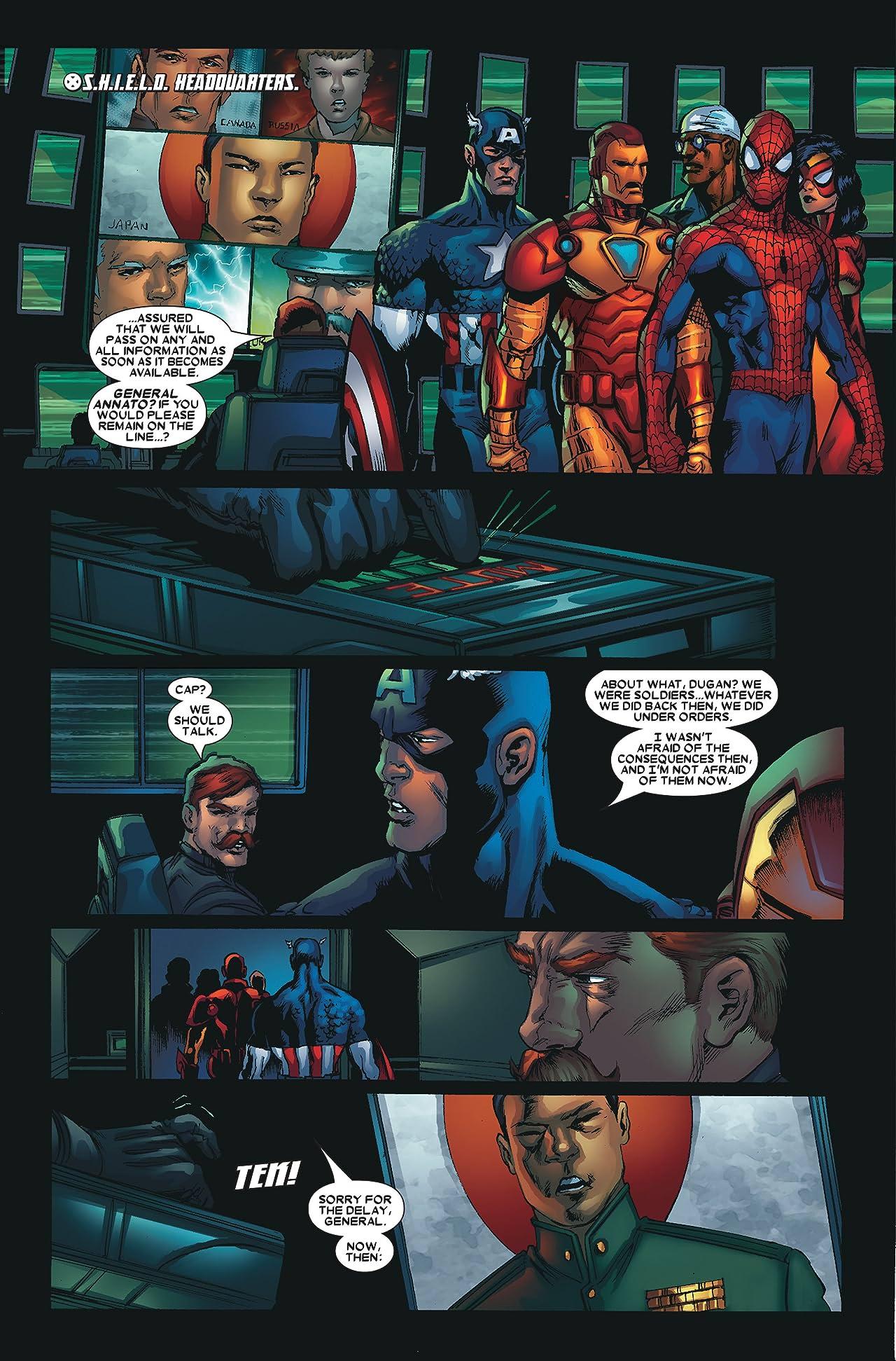 Wolverine (2003-2009) #37
