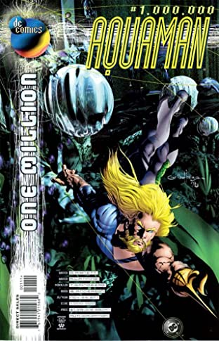 Aquaman (1994-2001) No.1000000