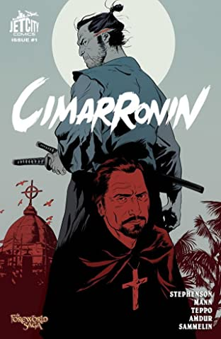 Cimarronin: A Samurai in New Spain #1 (of 3)