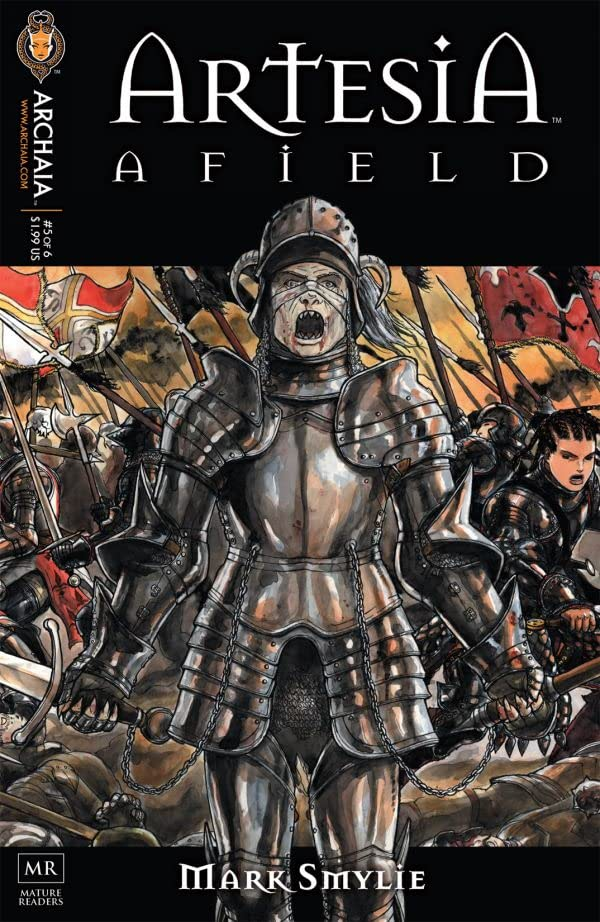Artesia: Afield #5 (of 6)
