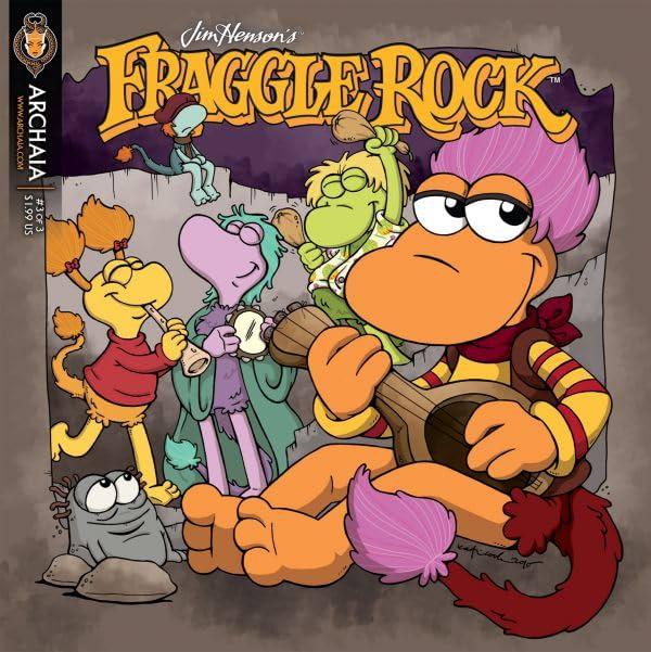 Jim Henson's Fraggle Rock Vol. 2 #3 (of 3)