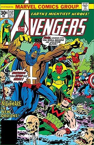 Avengers (1963-1996) No.152