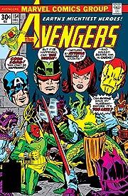 Avengers (1963-1996) #154