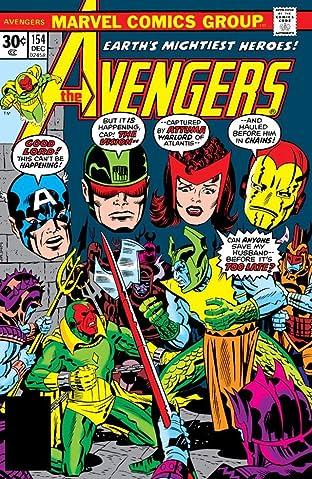 Avengers (1963-1996) No.154