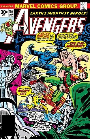 Avengers (1963-1996) No.155