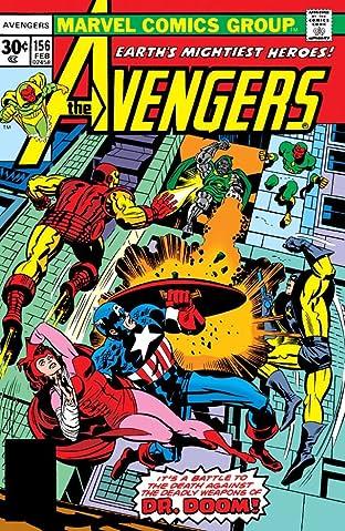 Avengers (1963-1996) No.156