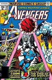Avengers (1963-1996) #169