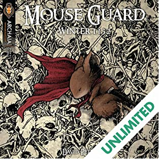 Mouse Guard: Winter 1152 #4 (of 6)