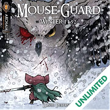 Mouse Guard: Winter 1152 #5 (of 6)