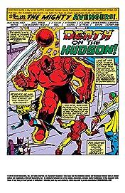 Avengers (1963-1996) #184