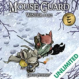 Mouse Guard Vol. 2: Winter 1152