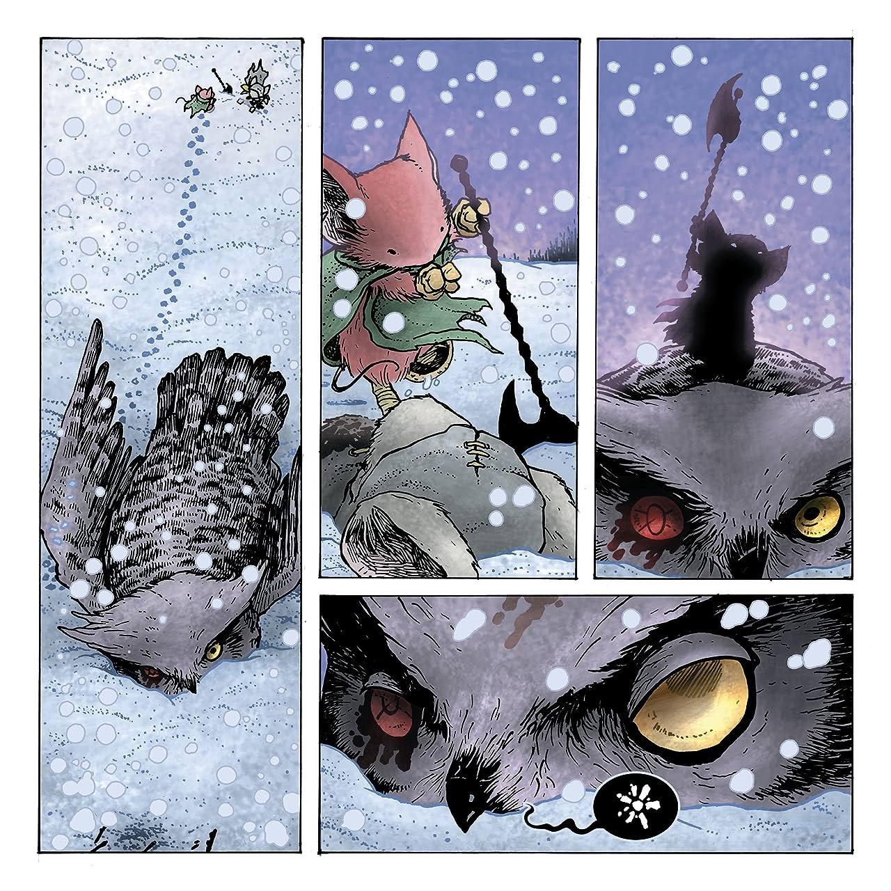 Mouse Guard Vol. 2: Winter 1152