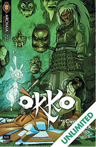 Okko: The Cycle of Water #4 (of 4)