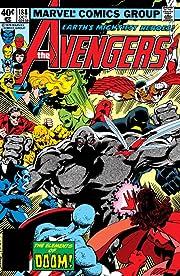 Avengers (1963-1996) #188