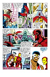 Avengers (1963-1996) #189