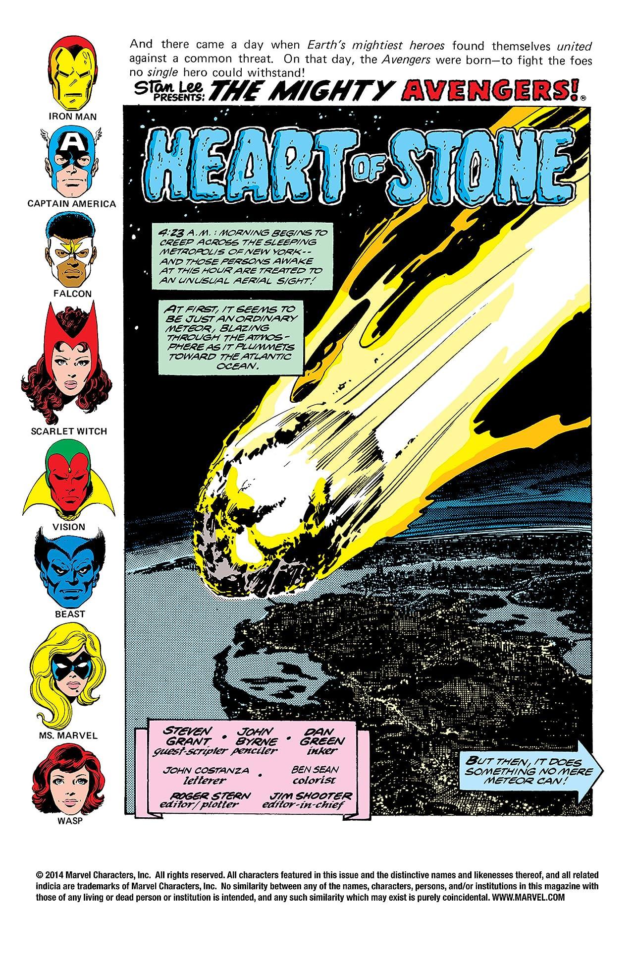 Avengers (1963-1996) #190