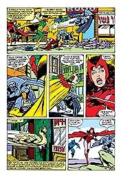 Avengers (1963-1996) #191