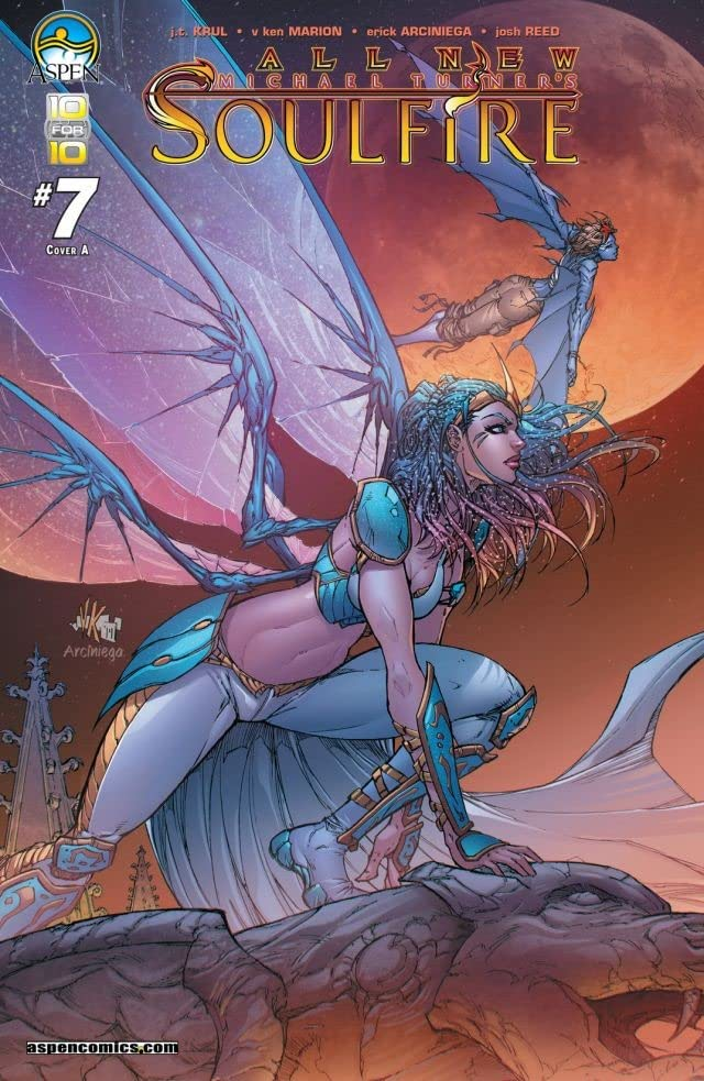 All New Soulfire #7