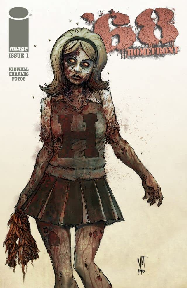 '68 (Sixty-Eight): Homefront #1 (of 4)
