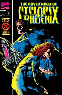 The Adventures of Cyclops and Phoenix (1994) #1 (of 4)