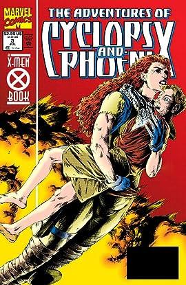 The Adventures of Cyclops and Phoenix (1994) #3 (of 4)