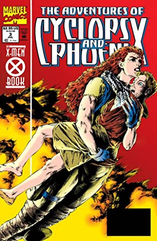 The Adventures of Cyclops and Phoenix (1994) No.3 (sur 4)
