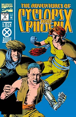 The Adventures of Cyclops and Phoenix (1994) No.4 (sur 4)
