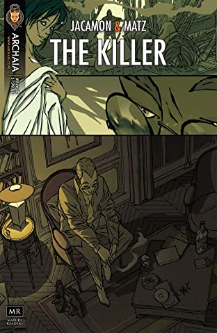 The Killer #6 (of 10)