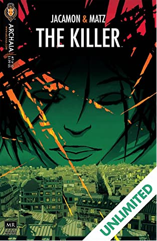 The Killer #7 (of 10)