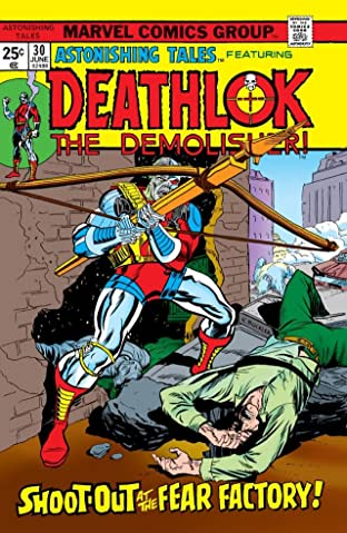 Astonishing Tales (1970-1976) #30