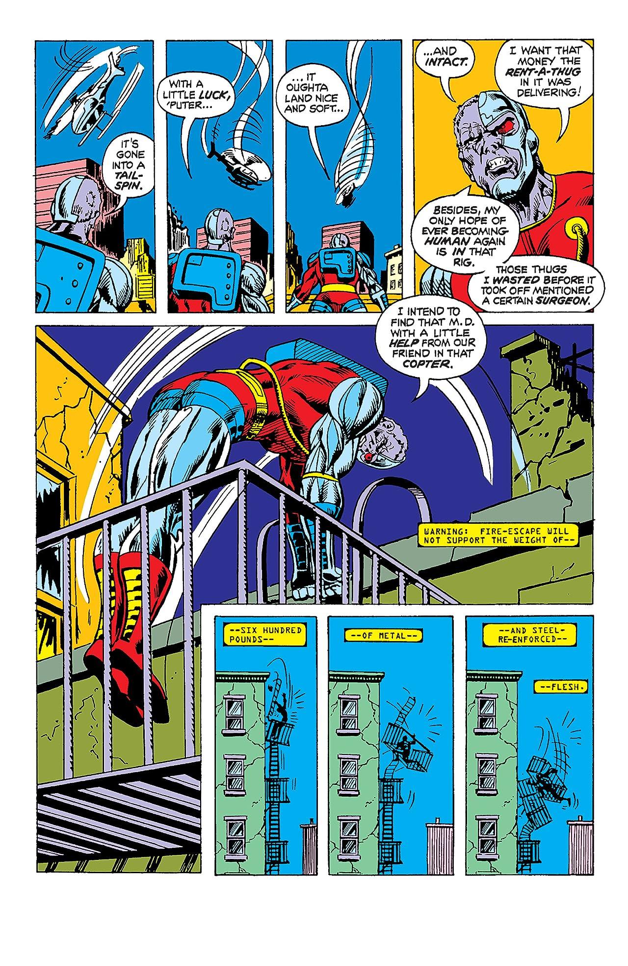 Astonishing Tales (1970-1976) #32
