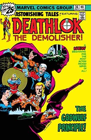 Astonishing Tales (1970-1976) #36