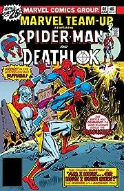 Marvel Team-Up (1972-1985) #46