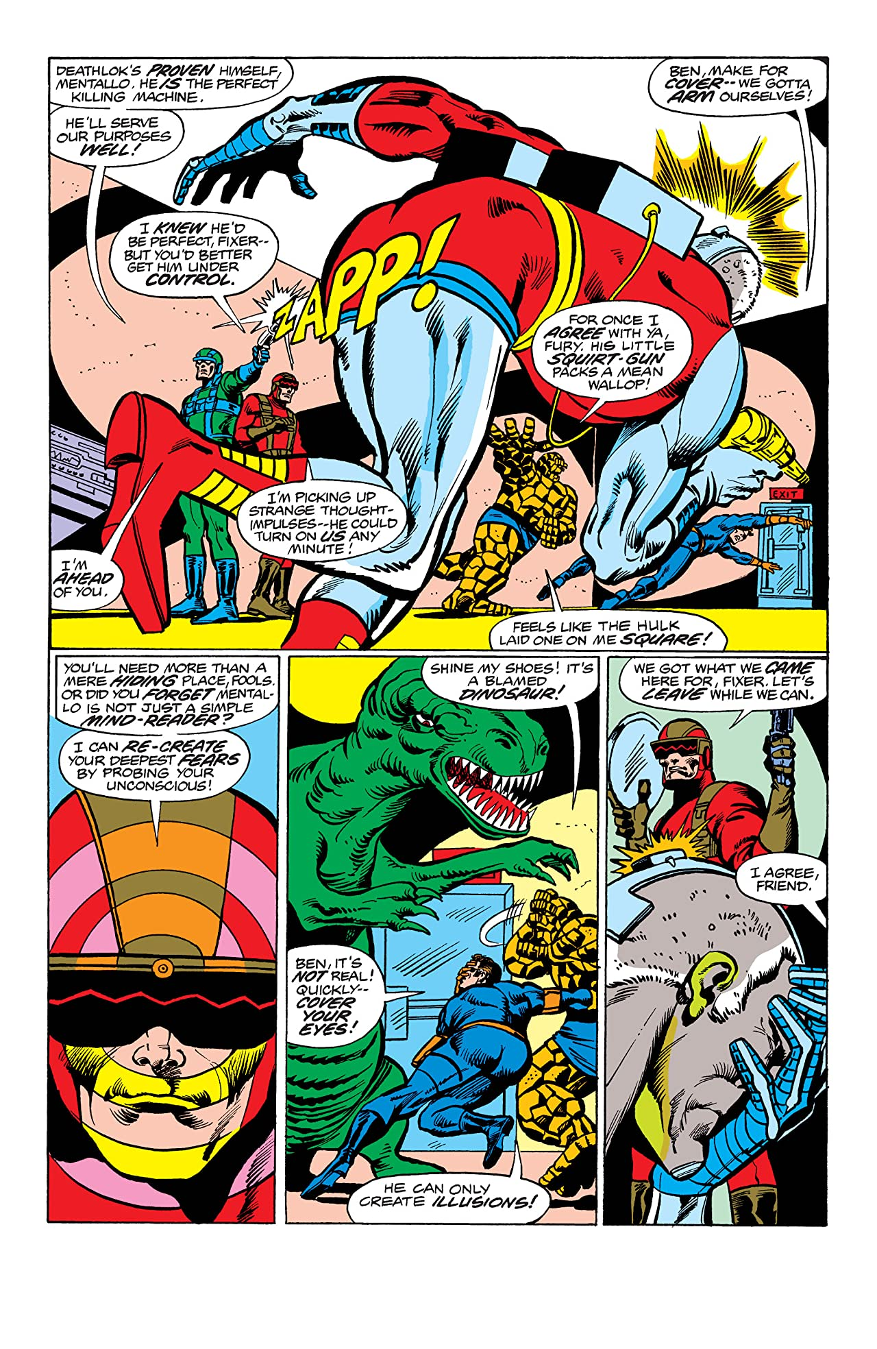 Marvel Two-In-One (1974-1983) #27