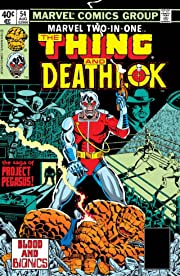 Marvel Two-In-One (1974-1983) #54