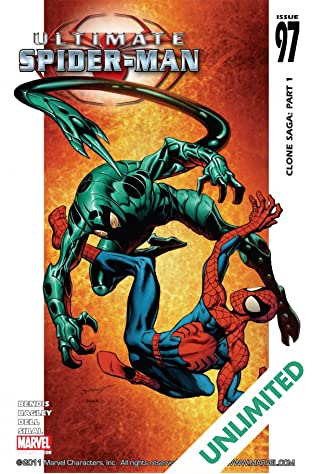 Ultimate Spider-Man (2000-2009) #97