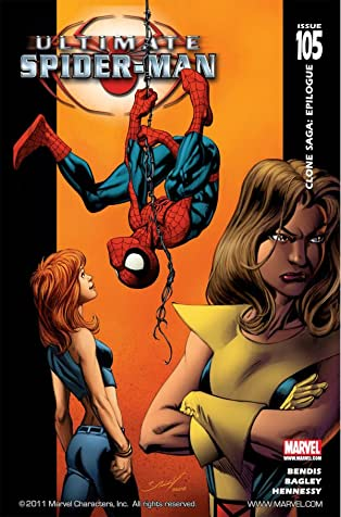 Ultimate Spider-Man (2000-2009) #105