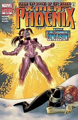 X-Men: Phoenix (1999) #3 (of 3)