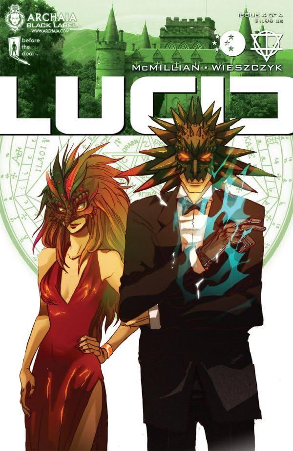 Lucid #4 (of 4)