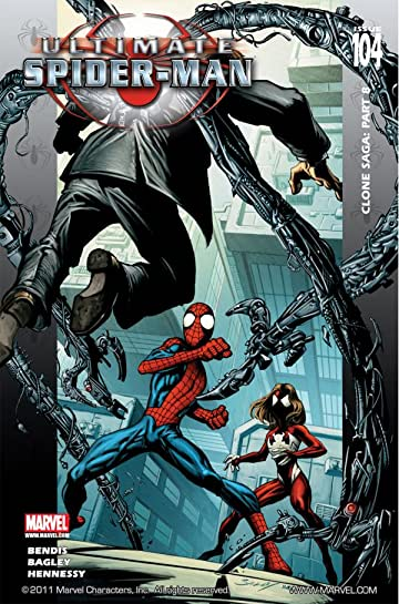 Ultimate Spider-Man (2000-2009) #104