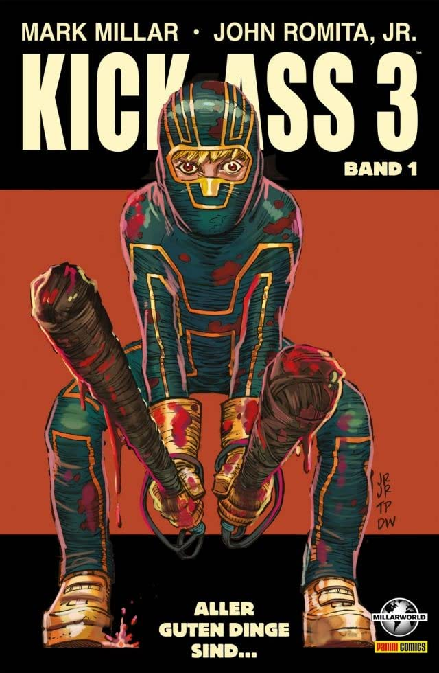 Kick-Ass 3 Vol. 1