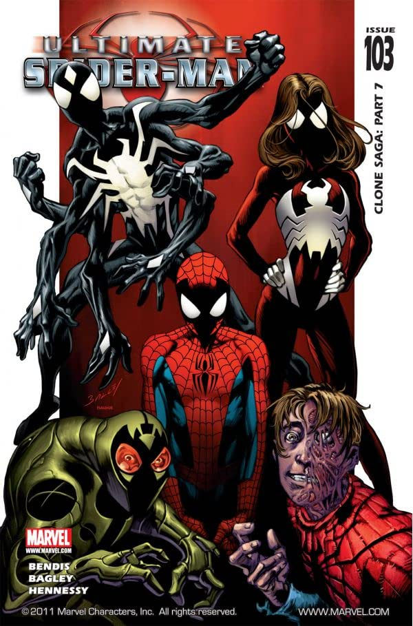 Ultimate Spider-Man (2000-2009) #103