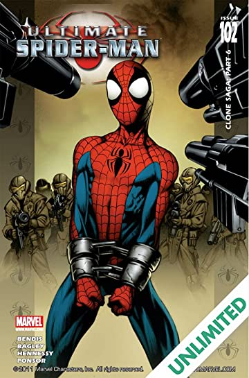 Ultimate Spider-Man (2000-2009) #102