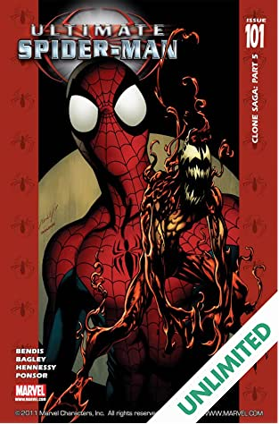 Ultimate Spider-Man (2000-2009) #101