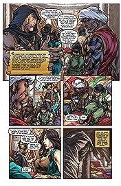1001 Arabian Nights: The Adventures of Sinbad #2