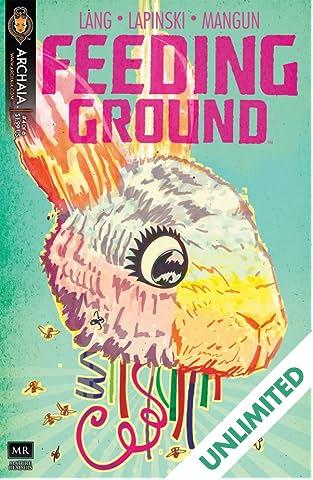 Feeding Ground (English) #4 (of 6)