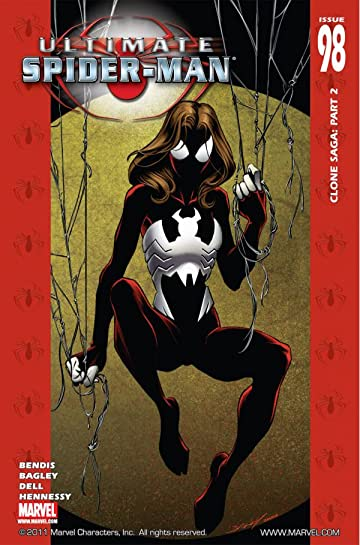 Ultimate Spider-Man (2000-2009) #98